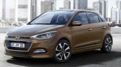 Автомобиль Хендай i20 меняет поколение