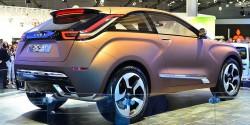 Лада Xray и Xray Cross будут иметь оригинальный дизайн, как внутри, так и снаружи экстерьера и интерьера