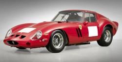 Стоимость Феррари 250 GTO составляет тридцать восемь миллионов долларов