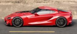 БМВ и Тойота собираются выпустить еще один спортивный автомобиль совместными усилиями