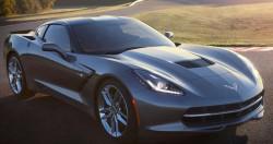 В Южной Корее новый Corvette признан слишком шумным