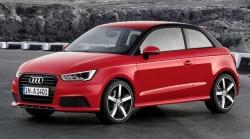 Хэтчбек Audi A1 оснащается трехцилиндровым мотором