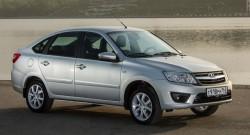 Производство лифтбека Lada Granta будет освоено на конвейере в Тольятти
