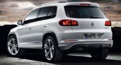 Будущее поколение Volkswagen Tiguan будет 7-ми местным гибридным авто