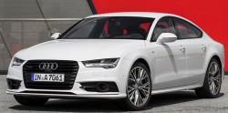 Стала известна цена нового автомобиля Ауди A7