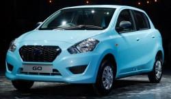 Проваленный краш-тест индийского Datsun Go