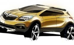 В арсенале компании Opel будет крупный кроссовер