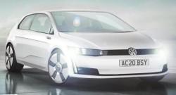 Новый Фольксваген Golf будет иметь десяти ступенчатый «робот»