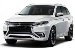 Mitsubishi представили обновленный автомобиль Outlander