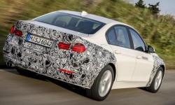 Стали известны подробности нового автомобиля БМВ 3