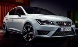 Компания Сеат выдает в подарок полисы КАСКО и представляет новый SEAT Leon Cupra