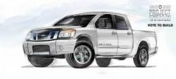 Nissan представил Project Titan