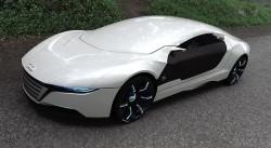 В ноябре будет представлен прототип Ауди А9