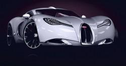 Новый автомобиль от Bugatti будет очень быстрым