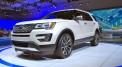 Осенью в России появится обновленный Форд Explorer