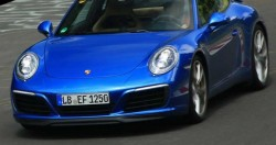 Спортивный кар Porsche 911 переживет обновление