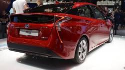 Все больше информации появляется о будущем автомобиле Тойота Prius
