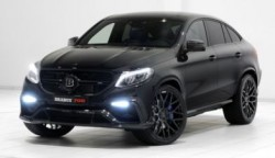 Новинка от Brabus: Mercedes-Benz GLE Coupe