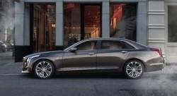 Открыт прием заявок на флагманскую модель Cadillac