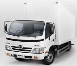 Обзор грузовика Hino