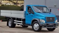 Новый Газон-Next вновь обещает стать самым массовым среднетоннажным грузовиком страны