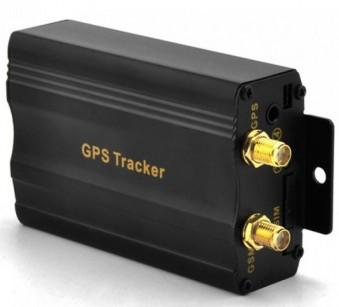 GSM GPS трекер
