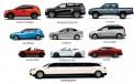 Типы кузовов легковых авто