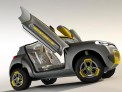 Проект автомобиля-вертолетоносца для компании Renault