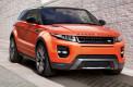 Land Rover Range Rover Evoque – особенности модели